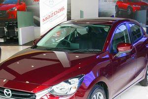 Bảng giá ô tô Mazda tháng 4/2018: Mazda2 đội giá thêm 30 triệu đồng