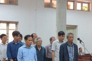 6 bị cáo trong vụ vỡ ống nước Sông Đà kháng cáo xin giảm tội