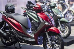 Xe tay ga Piaggio Medley ABS mới giá hơn 72 triệu đồng
