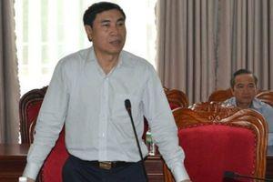 Kỷ luật cảnh cáo nguyên Cục trưởng Bộ Công an