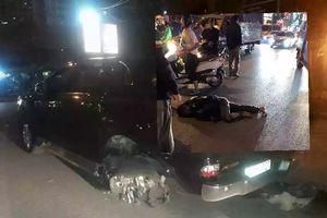 Vụ 'ô tô điên' kéo lê người đàn ông ở Ô Chợ Dừa: Có dấu hiệu của tội giết người