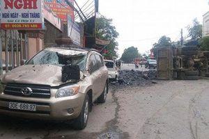 Vụ tài xế đánh lái cứu 2 nữ sinh ở Hải Phòng: Chủ xe Toyota chính thức lên tiếng