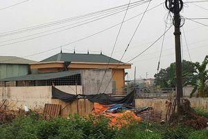 Thạch Thất, Hà Nội: Dân khốn khổ vì nhà máy xử lý nước thải không hoạt động?