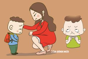 3 trường hợp cha mẹ tưởng giúp con lịch sự lại hóa làm hại con