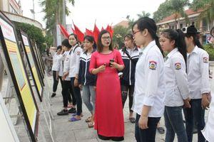 Thanh Hóa khai mạc Triển lãm tư liệu về Hoàng Sa, Trường Sa của Việt Nam tại huyện Yên Định