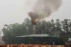 Sóc Sơn (Hà Nội): Hàng loạt các cơ sở sản xuất gây ô nhiễm, xây dựng không phép, thách thức pháp luật