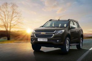 'Toan tính' của Chevrolet đối với mẫu SUV Trailblazer hoàn toàn mới sắp về Việt Nam