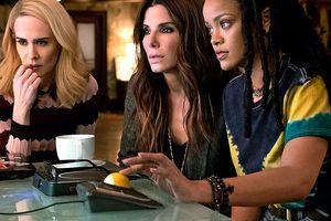 Sandra Bullock cầm đầu băng cướp nữ quái toàn sao trong phim mới