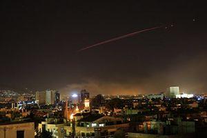 Hệ thống phòng không cổ lỗ của Syria đã bắn rơi 71 tên lửa phương Tây
