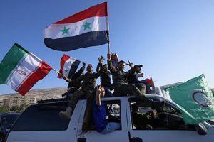 Dân Syria đổ ra đường phản đối cuộc tấn công của phương Tây