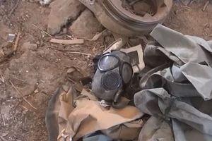 Quân đội Syria phát hiện thêm xưởng vũ khí hóa học ở Đông Ghouta