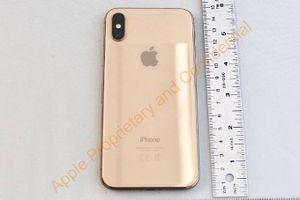 iPhone X màu Vàng Gold lộ ảnh thực tế