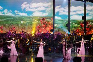 Chùm ảnh buổi biếu diễn của Đoàn nghệ thuật Triều Tiên chào mừng Olympic PyeongChang 2018