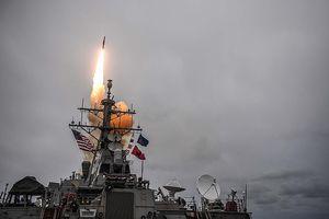 Nga: Hơn 100 tên lửa đã bắn vào Syria