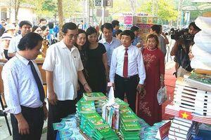 Quảng Trị tổ chức nhiều hoạt động ý nghĩa tại Ngày sách Việt Nam năm 2018