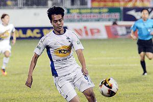 Văn Toàn: 'Thất bại ở đội U23 khiến tôi phải thay đổi'