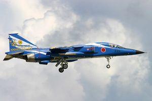 Sức mạnh tiêm kích siêu âm Mitsubishi F-1 của Nhật Bản