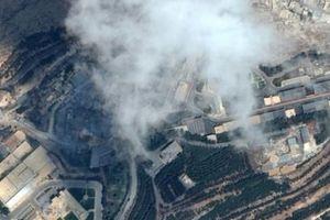 Lạnh người Syria sau khi bị Mỹ, Anh, Pháp 'dội bão lửa'