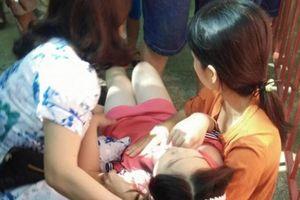 Hai trẻ bị ngã do trò chơi đứt cáp: 'Chỉ là sự cố nho nhỏ'(?)