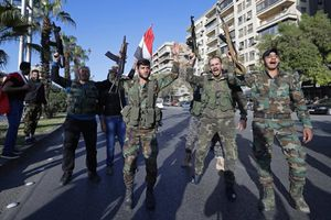 Syria: 'Cỗ máy chiến tranh' vẫn vững như đồng