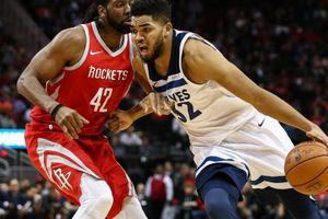 Houston Rockets – Minnesota Timberwolves: Butler tuyên chiến Harden