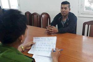 Lời khai của nghi can liên quan đến 'kho vũ khí nóng' ở Lâm Đồng vừa ra đầu thú