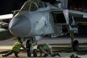 Liên quân Mỹ-Anh-Pháp lộ yếu điểm chết người trong vụ không kích Syria