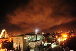 Cận cảnh Anh, Pháp cùng Mỹ khai hỏa 'đánh hội đồng' Syria