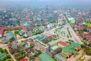 Đô Lương phấn đấu trở thành huyện phát triển toàn diện, bền vững