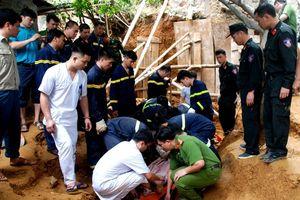 Lào Cai: Sạt lở đất, 4 người thương vong