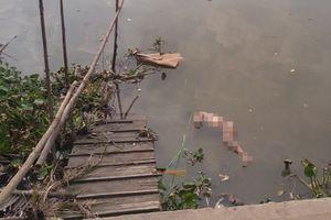 Phát hiện thi thể nữ giới trôi trên sông