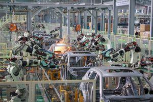 Nhà máy Thaco Mazda ở Quảng Nam