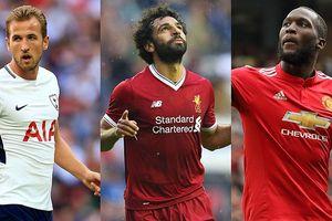 'Vua phá lưới' Premier League 2017/2018: Salah khiến Kane thêm buồn