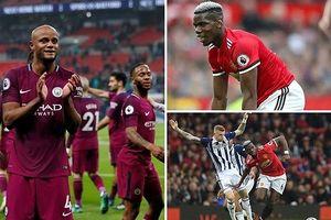 Man City chính thức vô địch Premier League 2017/2018