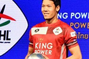 Thủ môn tuyển Thái giữ sạch lưới trận đầu tiên tại châu Âu