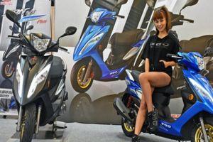 Xe ga Piaggio Medley 125 có đối thủ mới, rất hiện đại và đẹp