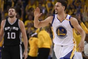 Golden State Warriors – San Antonio Spurs (Game 2 Playoffs – 17/4) – Thêm một lần đau
