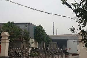 Phú Xuyên, Hà Nội: Cty may nhiều năm 'đầu độc' môi trường?