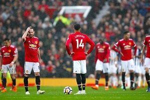 Man Utd nhận thất bại giúp Man City lên ngôi vương sớm
