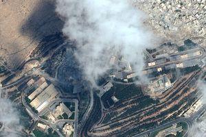 Syria trước và sau cuộc không kích của liên quân Mỹ qua hình ảnh vệ tinh