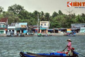 Ngắm nét đẹp tiềm ẩn của Phụ nữ Việt Nam trên sông nước