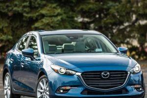 Top 10 xe sedan cỡ nhỏ an toàn nhất thế giới