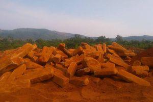 Gia Lai: Phê bình Chủ tịch xã Ia Bă vì để xảy ra khai thác khoáng sản trái phép