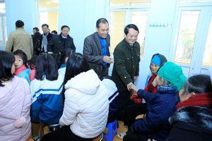 Vận dụng tư tưởng của Chủ tịch Hồ Chí Minh về vấn đề dân tộc vào thực tiễn công tác vận động đồng bào dân tộc thiểu số hiện nay