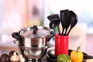 Những chất độc đáng sợ được tìm thấy trong dụng cụ nấu ăn