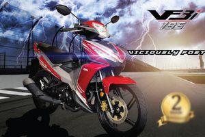 'Quyết đấu' Yamaha Exciter, SYM nâng cấp VF3i 2018