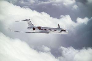 Bombardier tung máy bay thương gia bay chặng dài nhất thế giới