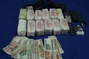 Quảng Bình: Bắt giữ 3 đối tượng vận chuyển 24.000 viên ma túy