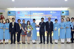 Dịch vụ mặt đất Sân bay Tân Sơn Nhất giành nhiều giải thưởng quốc tế