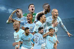 'Man City là nhà vô địch Premier League tuyệt đối'